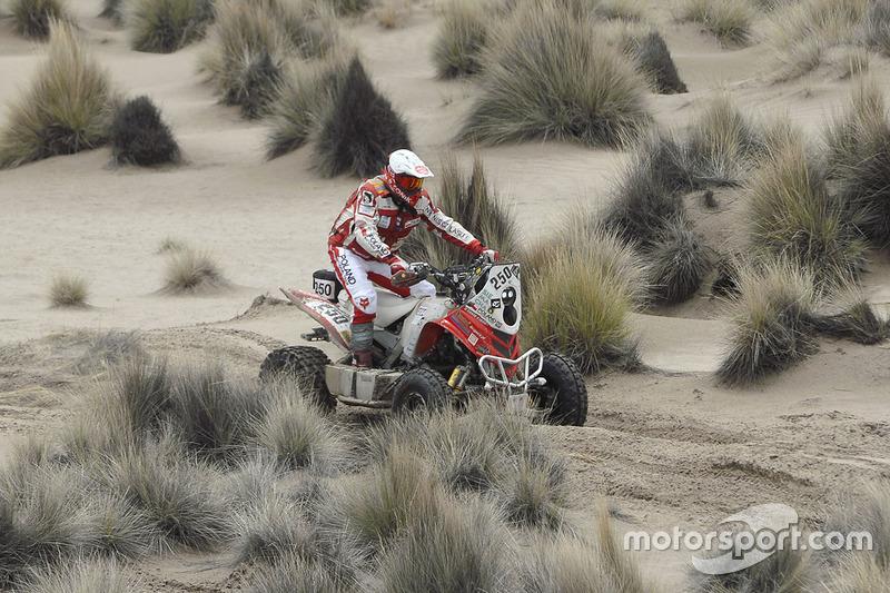 #250 Yamaha: Rafal Sonik