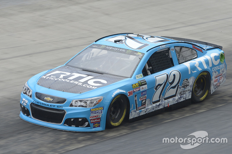 Cole Whitt, Chevrolet