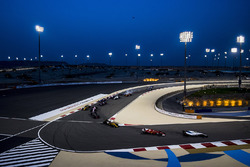 Фелипе Масса, Williams FW40, Кими Райкконен, Ferrari SF70H, Нико Росберг, Renault Sport F1 RS17