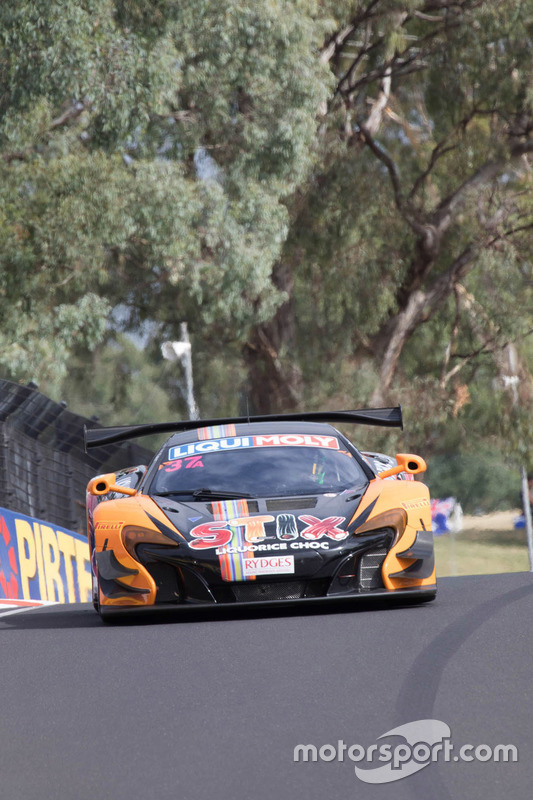 №37 Keltic Racing, McLaren 650s GT3: Энтони Куинн, Кларк Куинн, Грант Денье, Эндрю Уэйт