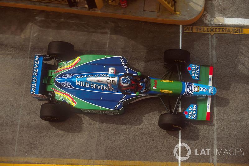 Benetton B194 (1994)