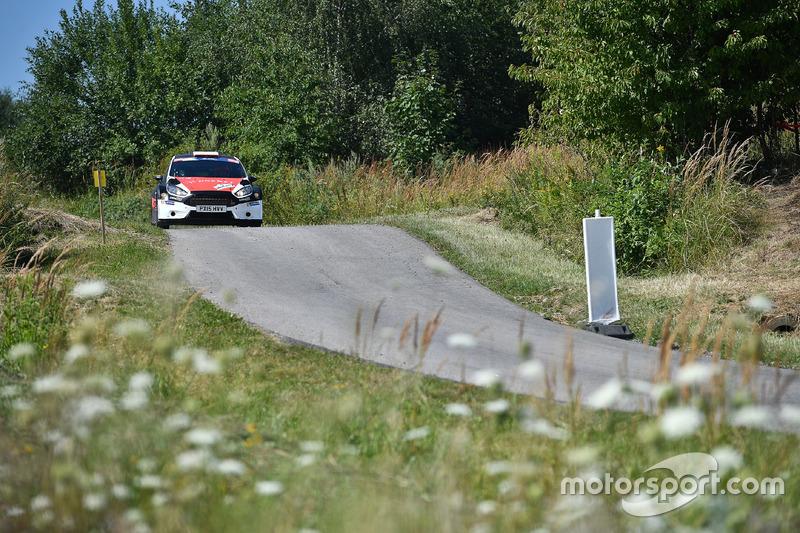 Мадс Остберг, Ford Fiesta R5, Adapta Motorsport