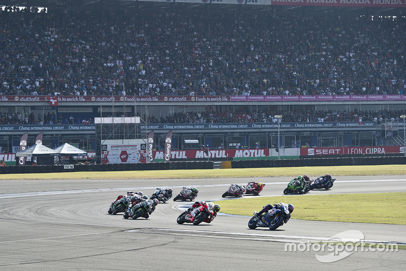 World Superbike Thailand 2017