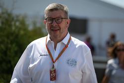 Ross Brawn, Formula One Managing Director of Motorsports