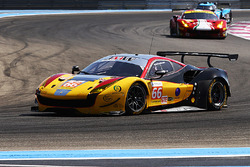 #66 JMW Motorsport, Ferrari F458 Italia: Robert Smith, Jody Fannin, Jonathan Cocker