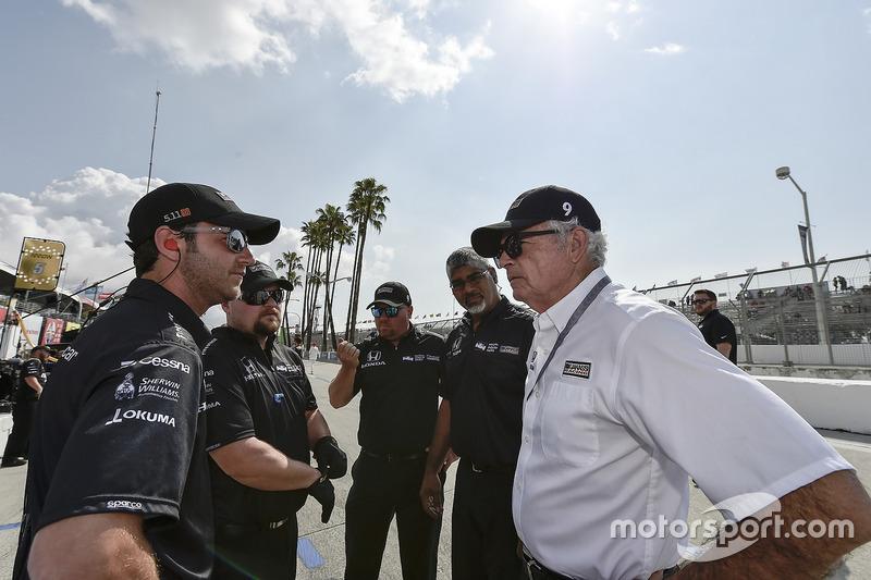 Teammitglied: Chip Ganassi Racing
