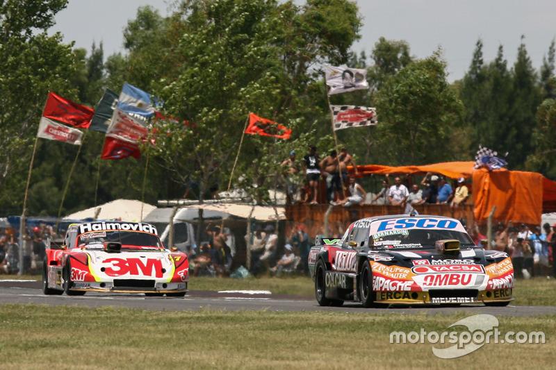 Facundo Ardusso, JP Racing Dodge, Facundo Ardusso, JP Racing Dodge