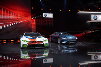 BMW M8 GTE ve BMW 8-series