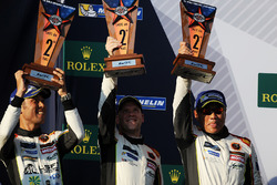 المركز الثاني رقم 31 ريبيليون ريسينغ أوريكا 07: جوليان كانال، برونو سينا، نيكولا بروست