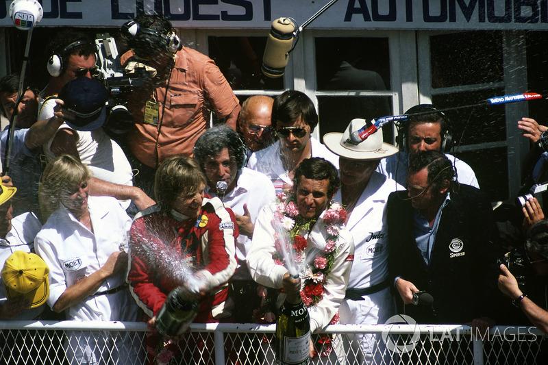 1981: Jacky Ickx, Derek Bell