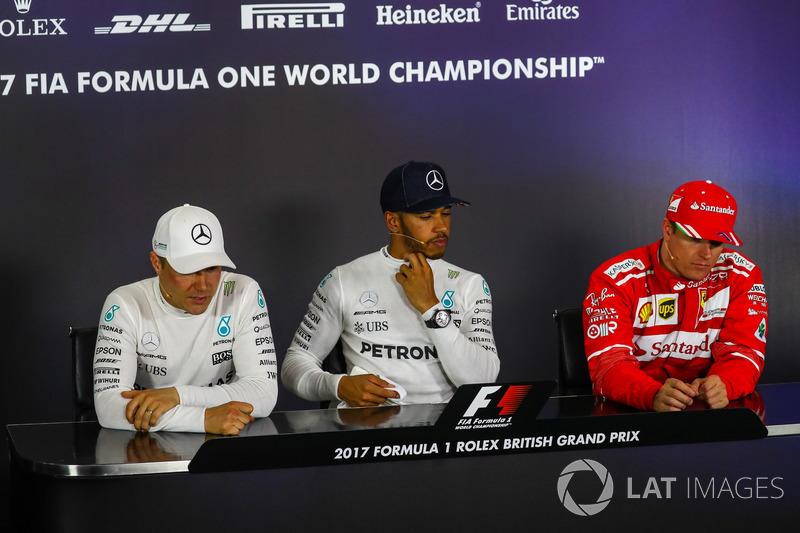 Валттері Боттас, Льюіс Хемілтон, Mercedes AMG F1, Кімі Райкконен, Ferrari