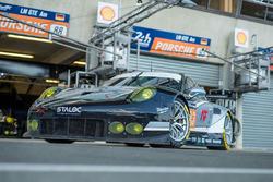 #93 Proton Competition, Porsche 911 RSR