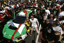 #29 Audi Sport Team Land-Motorsport, Audi R8 LMS: Kelvin van der Linde