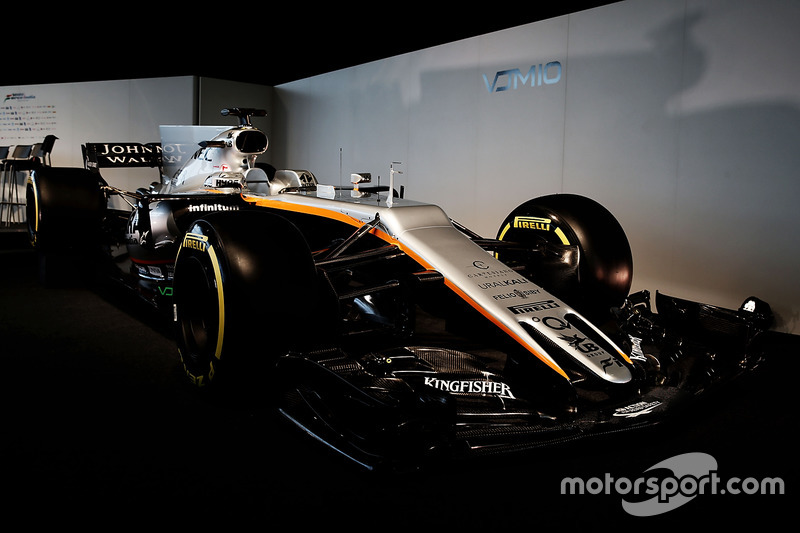Sahara Force India F1 VJM10