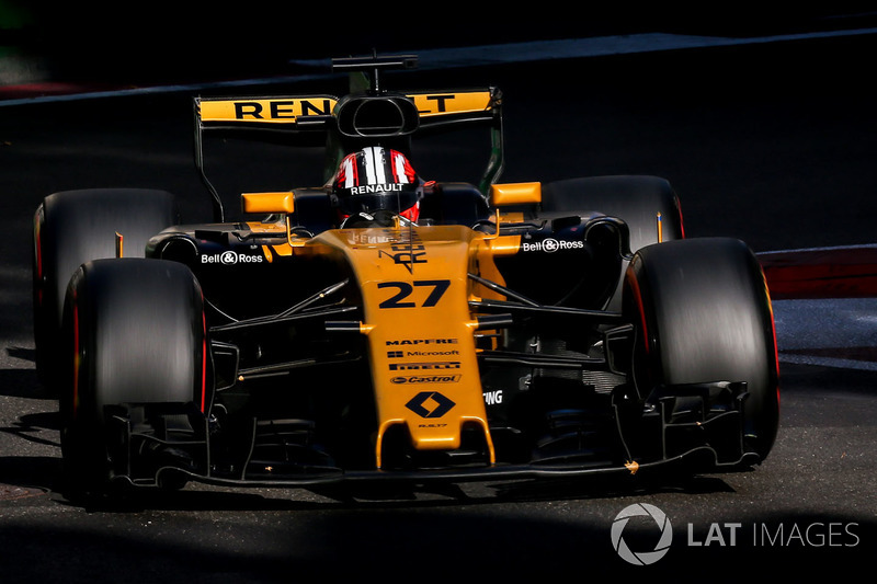 9. Nico Hülkenberg, Renault Sport F1 Team RS17