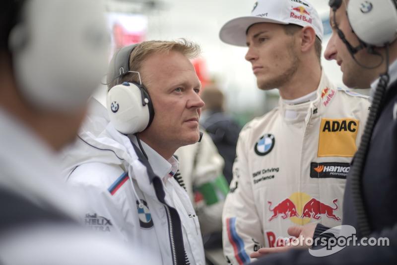 Stefan Reinhold, BMW Team RMG, Marco Wittmann, BMW Team RMG, BMW M4 DTM