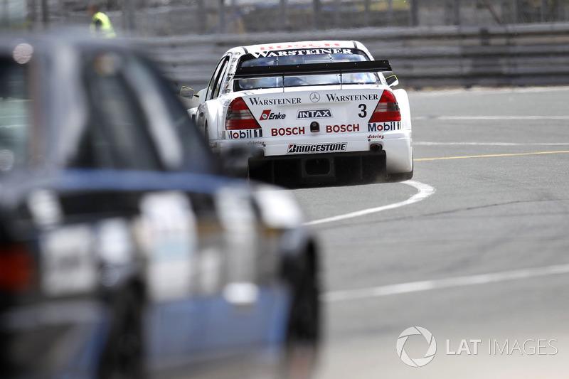 Йорг Хэчер, Mercedes Benz C-Klasse ITC