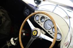 1955 Ferrari 750 Monza cockpit