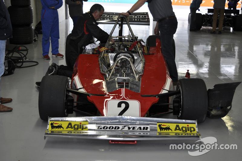 フェラーリ312T(Ferrari 312T)