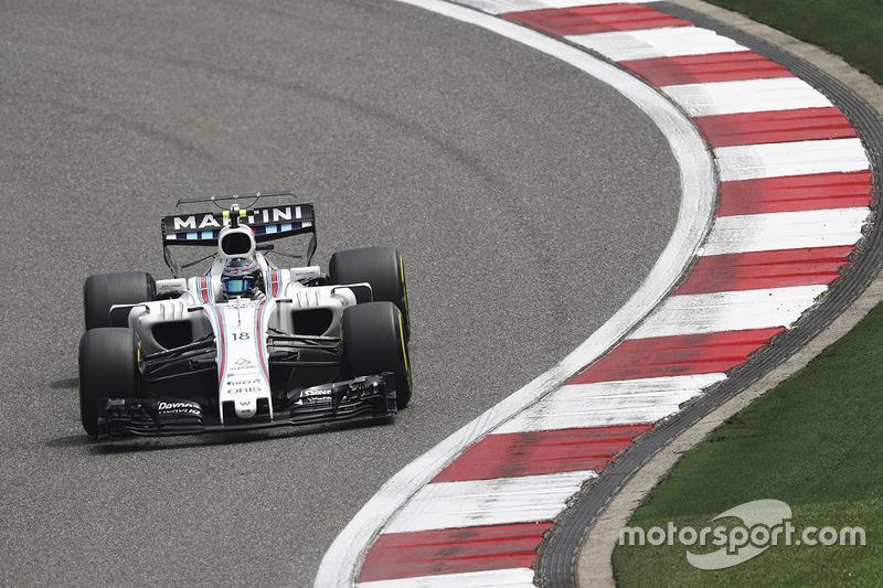 10: Лэнс Стролл, Williams FW40
