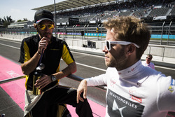 Jean-Eric Vergne, Techeetah and Sam Bird, DS Virgin Racing