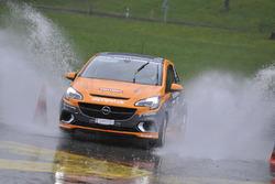 Fabian Eggenberger, Opel Corsa OPC, Flammer Speed Team