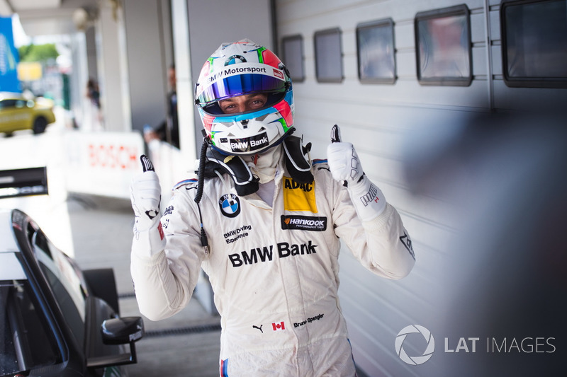 Polesitter Bruno Spengler, BMW Team RBM, BMW M4 DTM