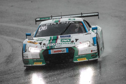 #2 Montaplast by Land-Motorsport, Audi R8 LMS: Jeffrey Schmidt, Christopher Haase
