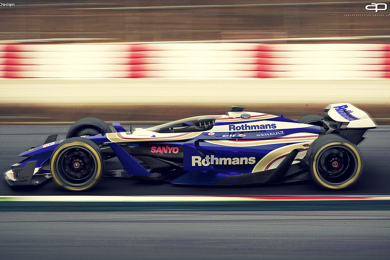 Williams de 2025