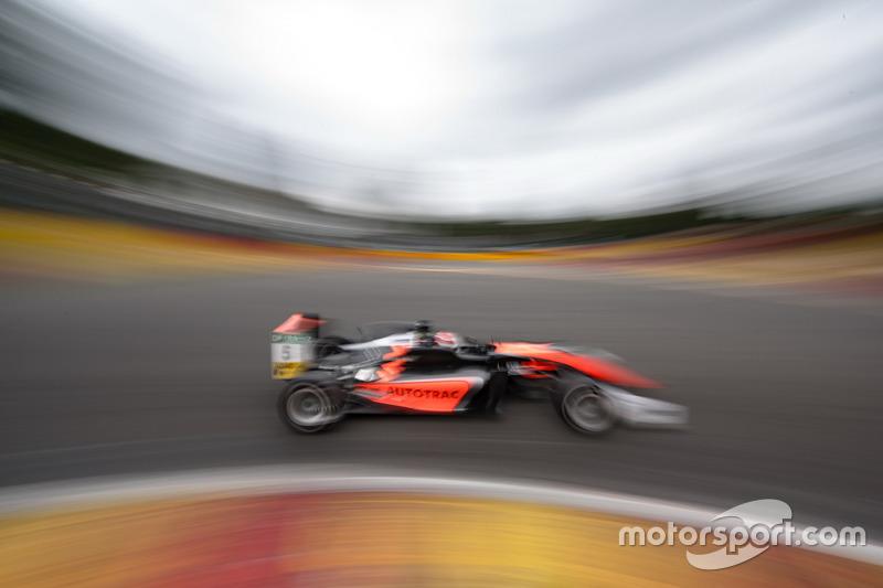 Педро Піке, Van Amersfoort Racing Dallara F317 - Mercedes-Benz