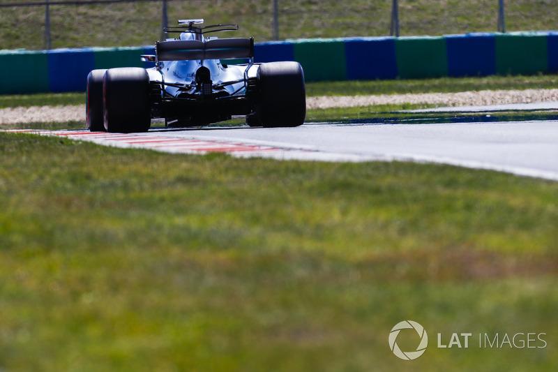Джордж Расселл, Mercedes AMG F1 W08