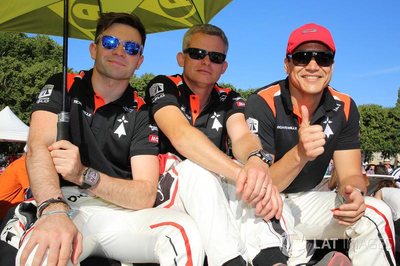 François Perrodo, Matthieu Vaxivière, Emmanuel Collard, TDS Racing