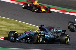Льюіс Хемілтон, Mercedes AMG F1 W08,Макс Ферстаппен, Red Bull Racing RB13