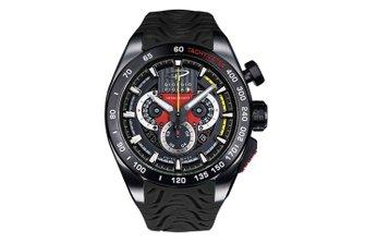 Giorgio Piola watch - black
