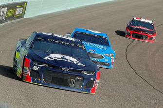Alex Bowman, Hendrick Motorsports, Chevrolet Camaro Axalta, Matt Kenseth, Roush Fenway Racing, Ford Fusion Wyndham Rewards