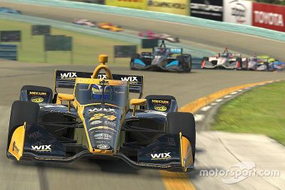 Indycar iRacing Challenge : Manche 1