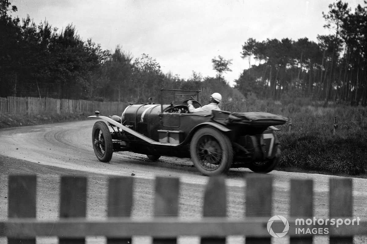 #7 Bentley Motors Ltd, Bentley 3 Litre Speed: Sammy Davis, Dudley Benjafield
