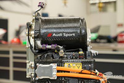 Launching Audi Sport