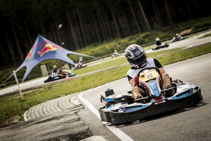 Red Bull Kart Fight у Харкові