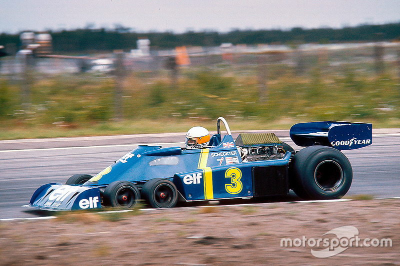 #7: Tyrrell-Ford P34 von 1976 und 1977