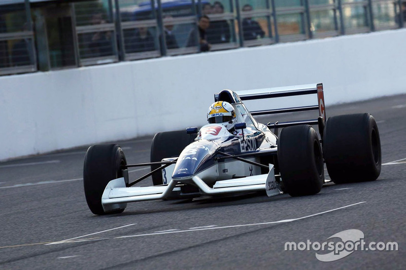 Казуеши Хошино, Tyrrell 019