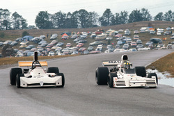 Wilson Fittipaldi, Brabham BT42 Ford, James Hunt, March 731 Ford