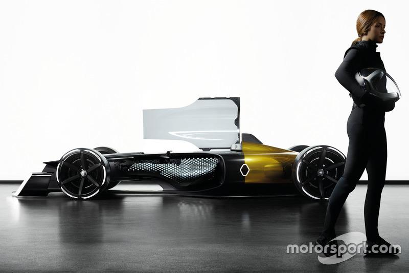 Designstudie von Renault