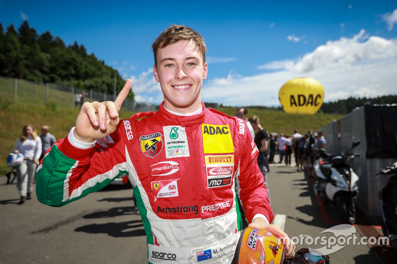 ADAC F4 : Red Bull Ring