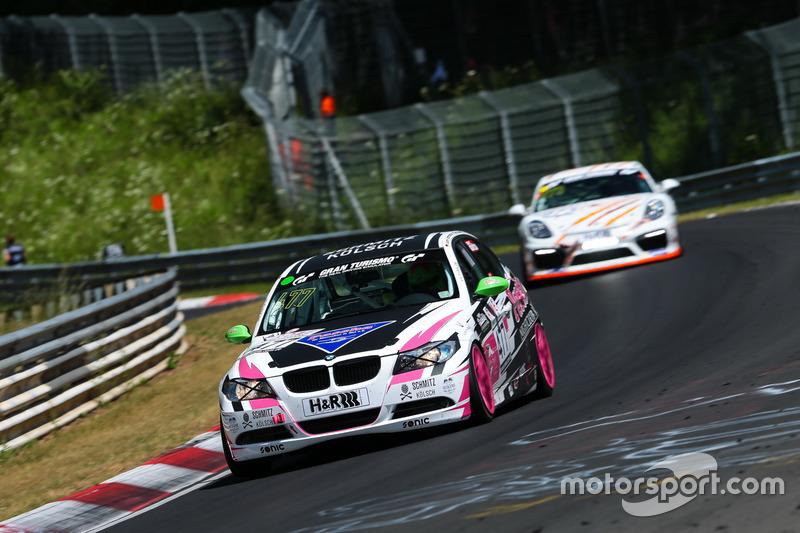 Beat Schmitz, Andre Sommerberg, BMW 325 GSLA