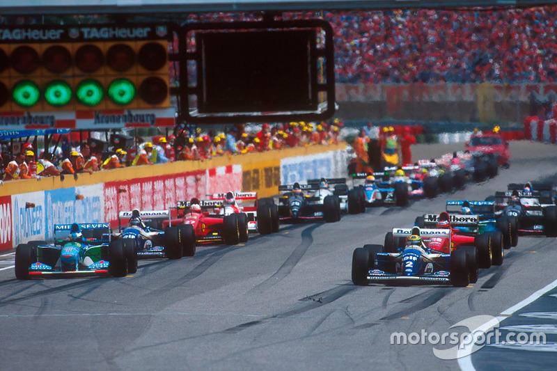 1994 圣马力诺大奖赛