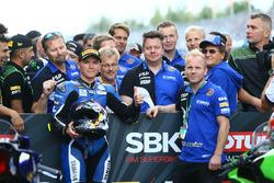Sieger Sheridan Morais, Kallio Racing Yamaha