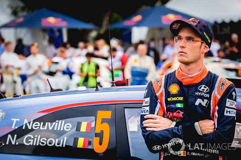 Тьерри Невилль,Hyundai Motorsport(WRC, вице-чемпион, 208очков, четыре победы и четыре подиума)