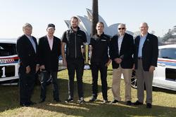 Allan Moffat, Jim Richards, Colin Bond, Fred Gibson, Will Davison, Tekno Autosports Holden, Jonathon Webb, Tekno Autosports Holden,
