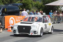 Martin Wittwer, Peugeot 205, ACS